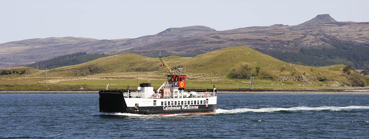 Isle of Raasay Ferry